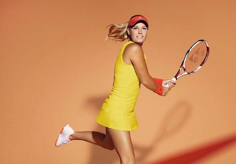 Одежда для тенниса - мода на корте