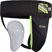 Защита паха RDX Groin Guard Black (XL)