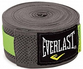 Бинты EVERLAST Flexcool (черный)